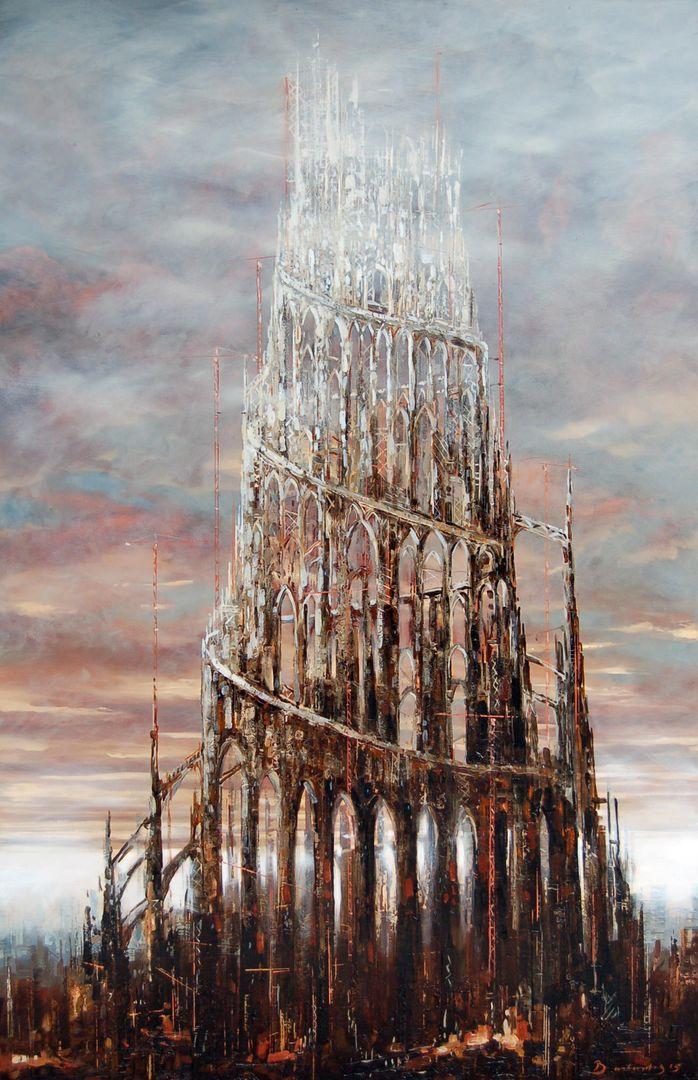 92 Babel 6, 200x100 cm